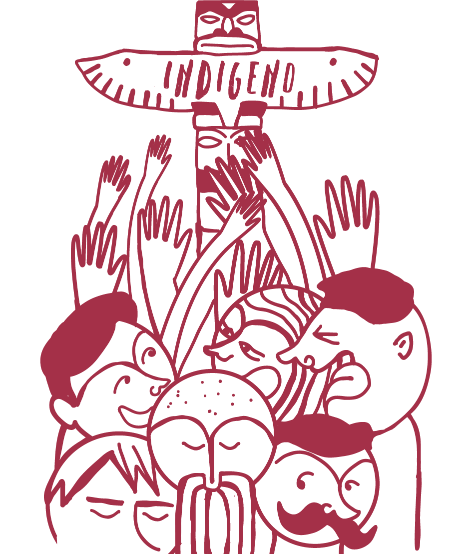 Etichetta Indigeno ROSSO-01
