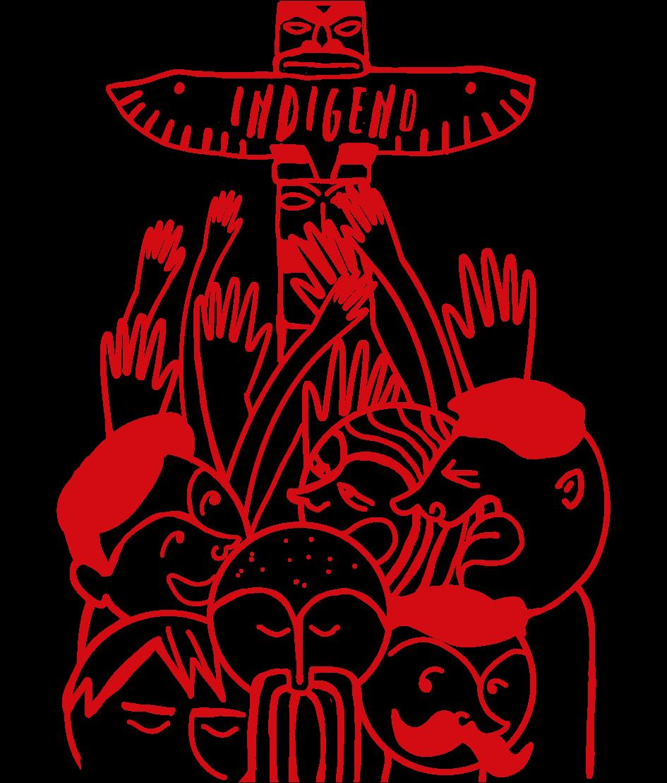 Etichetta Indigeno ROSATO-01